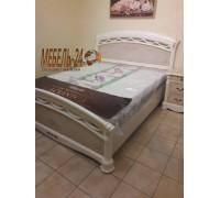 Кровать Rosella беж фото