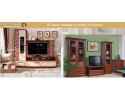 В интернет-магазине Mebel-24 — 10 тысяч товаров для обустройства квартиры, дома, офиса!
