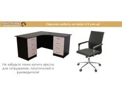Купить мебель для офиса «Ника» со СКИДКОЙ 3% — в Mebel-24!