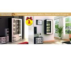 Модульная мебель Виола СО СКИДКОЙ в каталоге Mebel-24!