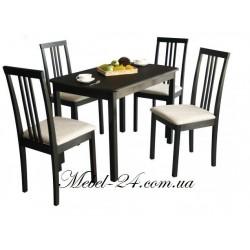 Парма стол+4 стула комплект