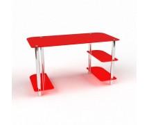 Компьютерный стол Альтаир стекло