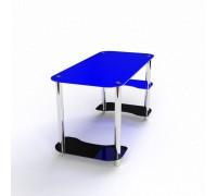 Компьютерный стол Дорис стекло
