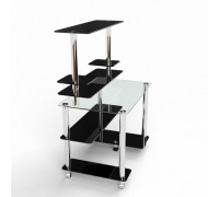 Компьютерный стол Элара стекло