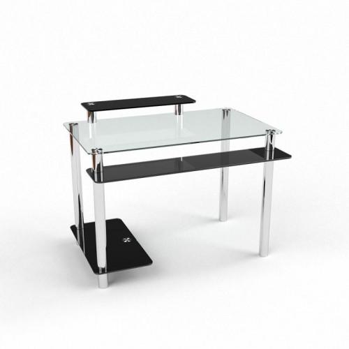 Компьютерный стол Фобос стекло