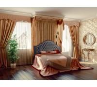 Кровать двуспальная Катрин