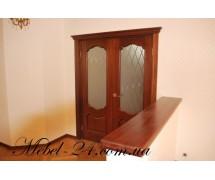Деревянные двери 1500