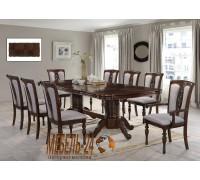 Стол обеденный Беарн и стулья Луар