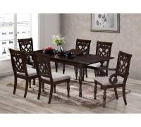 Комплект стол Алькор и стулья Орион