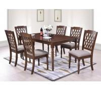 Обеденный стол Верона и стулья Виченца