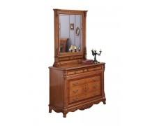 Будуарный столик с зеркалом Елизавета