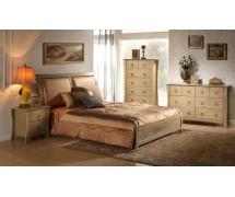 Спальня Тициано капучино комплект