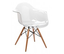 Кресло Прайз прозрачный (ольха)