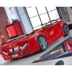 Кровать машинка Форсаж Red - Красная Embawood