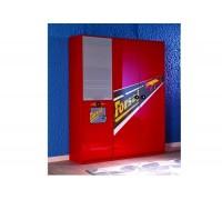 Шкаф 3Д гардероб Форсаж
