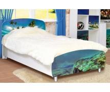 Кровать мульти Дельфины