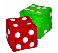 Пуфики Игральные кубики