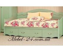 Кровать 1сп с ящиками Селина