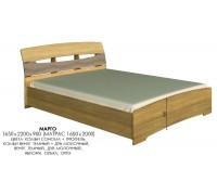 Кровать Марго двуспальная ДСП