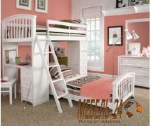 Кровать Гуффи-1 двухъярусная