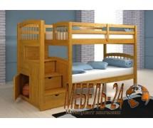 Кровать двухъярусная Шериф-2