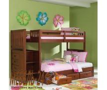Кровать двухъярусная Шериф-9