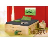 Кровать Лето двуспальная
