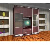 Камелот К-24 шкаф в гостиную