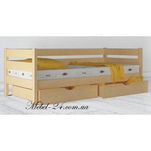 Кровать Амели дерево бук