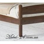Кровать Ликерия Люкс из дерева ясен