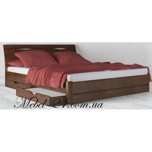 Кровать Марита Макси из дерева ясен
