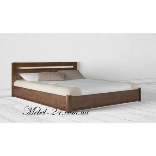 Кровать София из дерева ясен