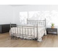 Кровать металлическая Неаполь (Bella-Latto)