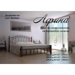 Кровать Афина металлическая