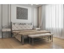 Кровать двуспальная Стелла