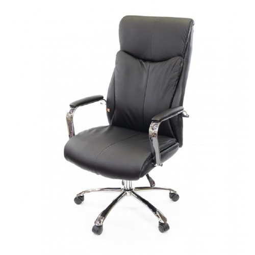 Кресло Маккай CH ANF чёрное А-Клас