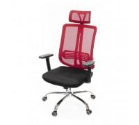 Кресло Сити CH SR(L) красный