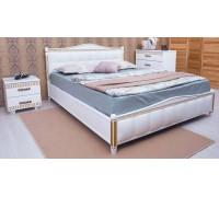 Кровать Прованс патина золото