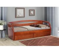 Кровать односпальная Бавария
