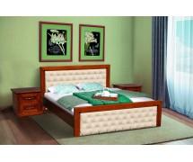 Двуспальная кровать Freedom орех