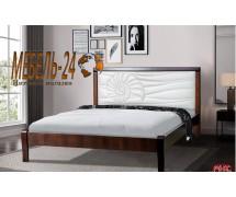 Двуспальная кровать Аква