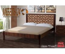 Двуспальная кровать Рубин