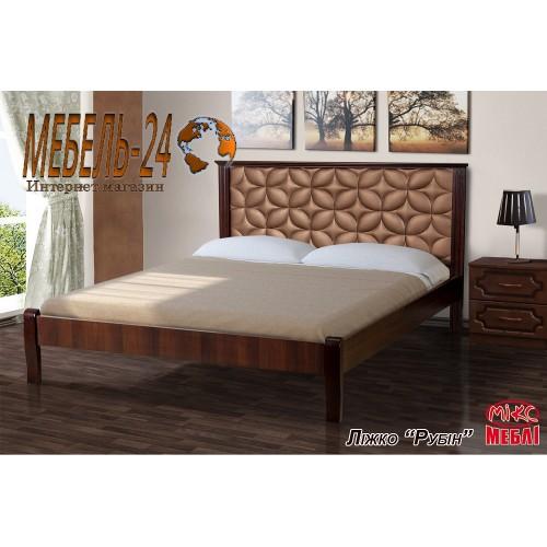 Двуспальная кровать Рубин Микс Мебель