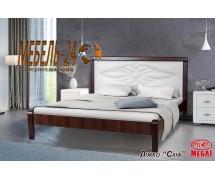 Двуспальная кровать Скиф
