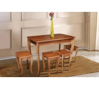 Стол кухонный Смарт с табуретками Смарт