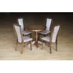 Стол Чумак-2 комплект со стульями