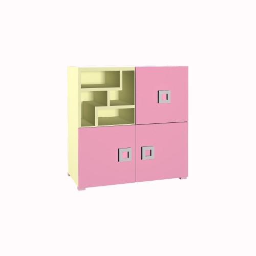 Детский комод 3Д Labirint 8