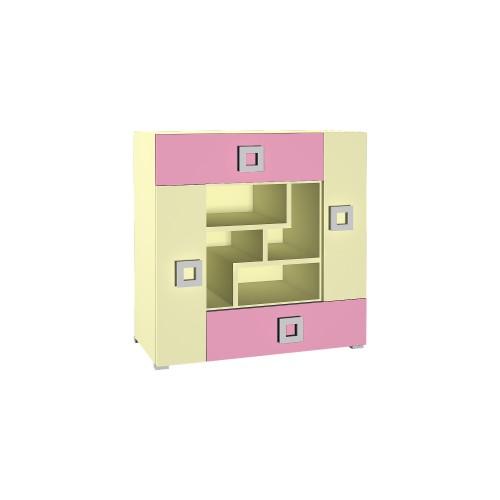 Детский комод 4Д Labirint 7