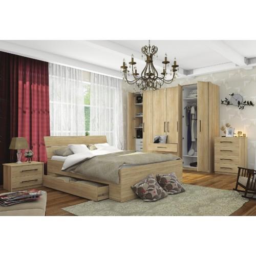 Спальня Гринвич набор 2 Сокме