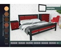 Кровать Аврора Гермес